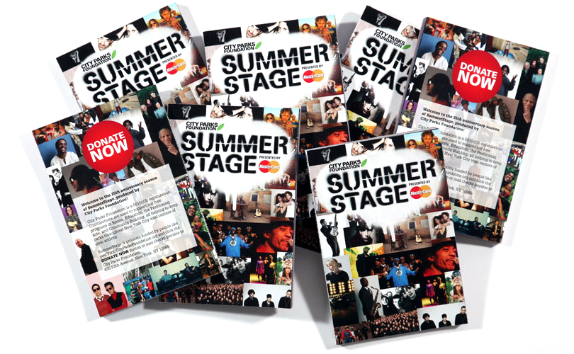 SummerStage Books